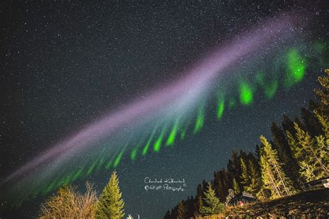 northern lights in idaho 2017 could be steve and his friend picked fence the wings of