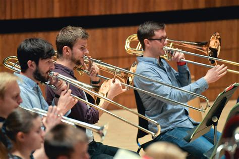 trombone section brass royal college of music