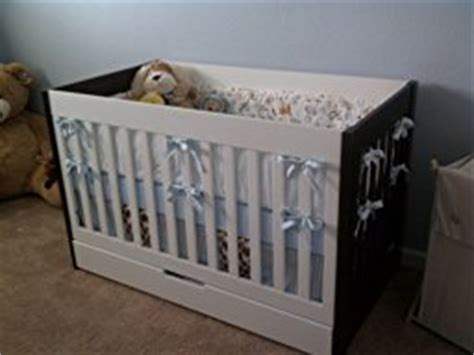 Two Tone Baby Crib Babyletto Mercer 3 In 1 Convertible Crib With Toddler Rail Two Tone Baby