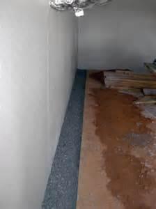 basement moisture water management