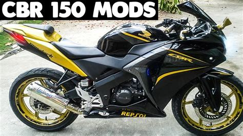 Honda Cbr 150 Modified by Top 10 Best Modified Honda Cbr 150 You Seen