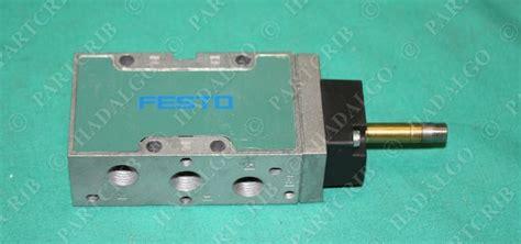 Festo Mfh 5 festo mfh 5 1 4 b 15901 solenoid valve 2 10 bar 28 145psi new ebay