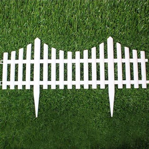 Plastic Garden Fencing Buy Wholesale White Plastic Garden Fencing From