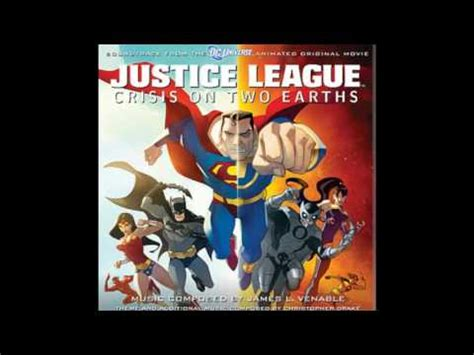 full movie justice league crisis on two earths justice league doom theme youtube