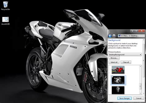 themes for windows 7 motorcycle ducati 1198 windows 7 theme download