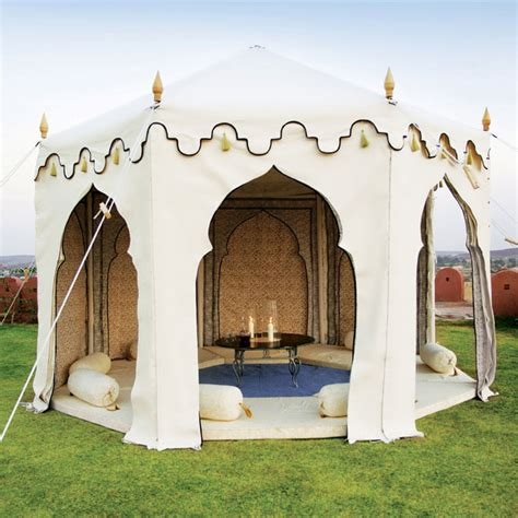 the maharani garden tent indian jaipur tents indian