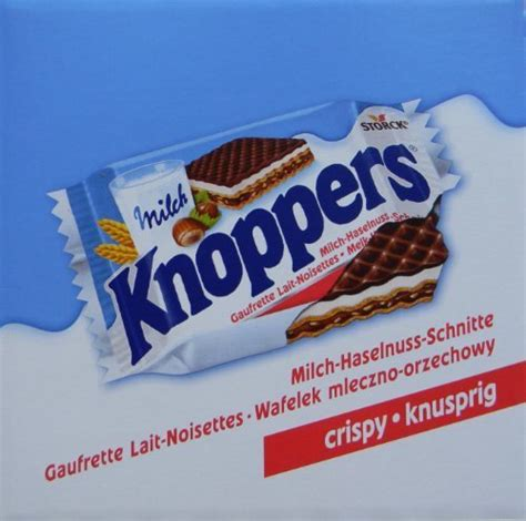 Knoppers Wafer knoppers wafers from storck germany 48 wafers with each