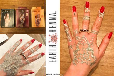 henna tattoo kit how to earth henna temporary tattoo kits tracy kiss
