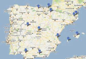 Google Map Spain by Uncategorized Vidaespana Page 2