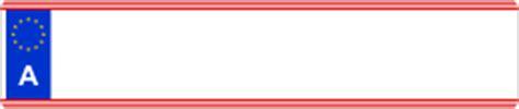 Aufkleber Online Bestellen österreich by Satz Nummernschild Und Kennzeichen Aufkleber Online