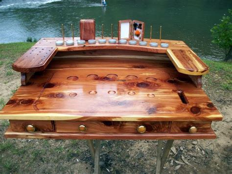 homemade fly tying bench 17 best images about fly tying benches boxes on