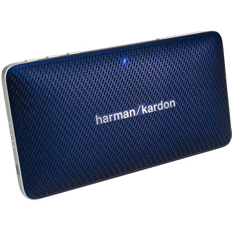 Speaker Harman Kardon Esquire Mini harman kardon esquire mini portable wireless hkesquireminiblue