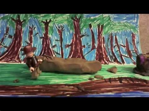 canoes in the 1800s social studies stop motion animation how to make a dugout