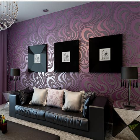 purple wallpaper living room purple wallpaper living room gallery