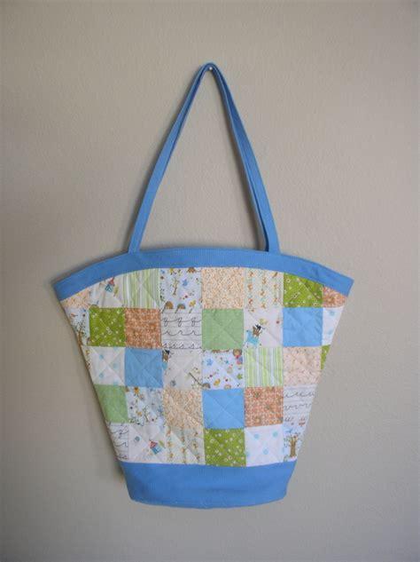 Patchwork Bag Designs - felt club was scissors paper glue