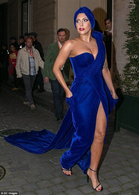 who is the viagra lady in blue dress head to toe glamour the star donned a matching turban and