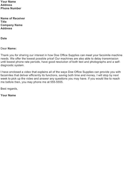 Business Letter Sle Follow Up Follow Up Letter Sle Free Business Letter Templates And Forms