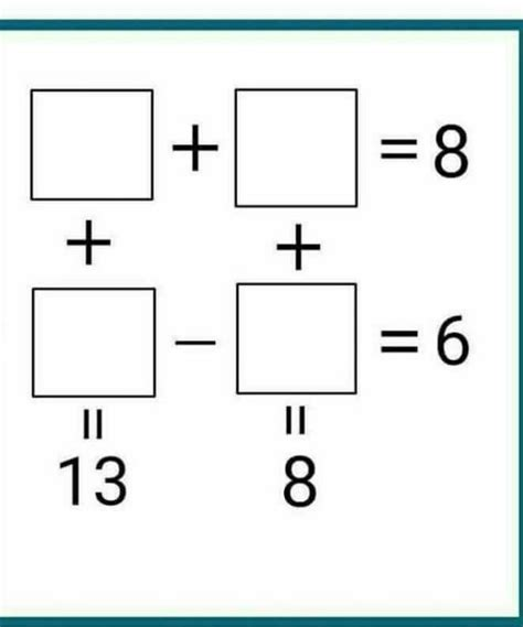 Puzzle Number maths puzzles with questions and answers www pixshark