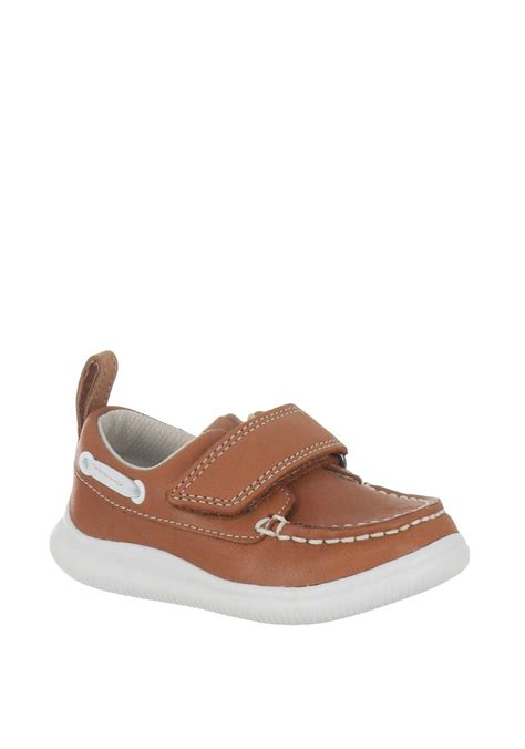 Clarks Baby Shoes Shoes Original Made In clarks baby boys cloud snap leather shoes mcelhinneys