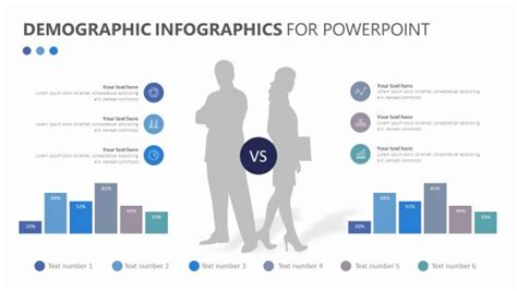 Human Body Infographic Pslides Demographic Infographic Template Powerpoint