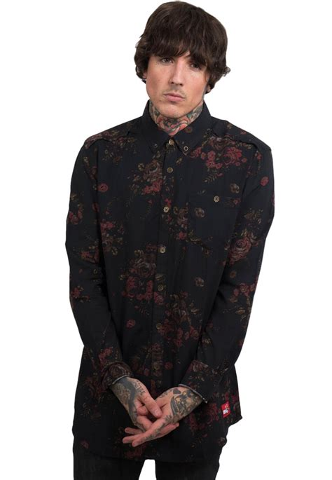 drop dead drop dead bloom shirt impericon worldwide