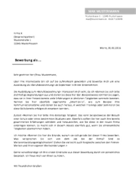Anschreiben Vorlage Grau Bewerbungsvorlage 3 Meinebewerbung Net