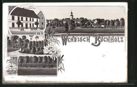 deutsches haus buchholz lithographie wendisch buchholz hotel deutsches haus v p