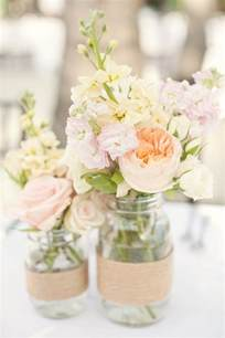 wedding talk mason jar week centerpieces