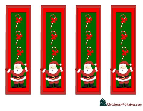 printable bookmarks for christmas printable christmas bookmarks pictures to pin on pinterest