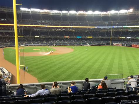 section 206 yankee stadium yankee stadium section 207 new york yankees