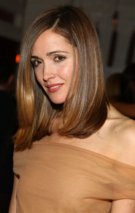 most flattering hair length brunette medium length hairstyles
