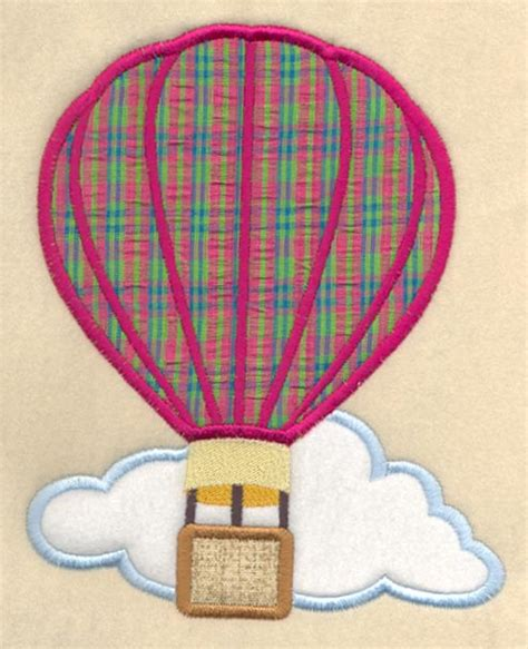 Origami Air Balloon - origami air balloon 171 embroidery origami