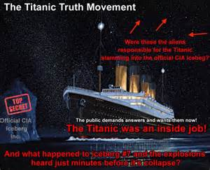 Titanic Sinking Conspiracy 88 best images about titanic the conspiracy on tax day illuminati secrets and