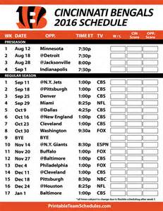 Printable nfl schedule 2015 2016 season tottenham has made official