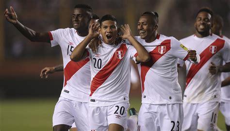 futbolistas peruanos que portaron la selecci 243 n peruana los 4 cambios que se hizo para llegar