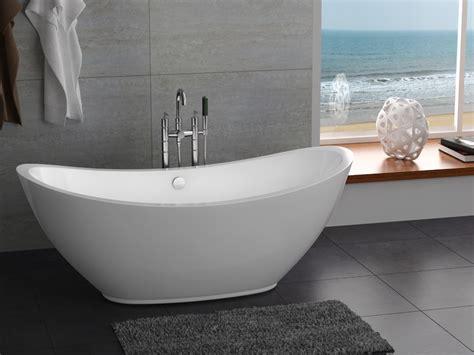 badewanne reinigen wie acryl badewanne reinigen freistehende badewanne