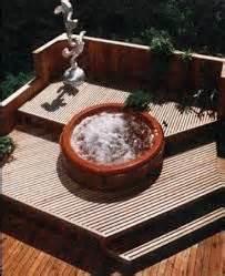 built  hot tub images  pinterest hot tubs