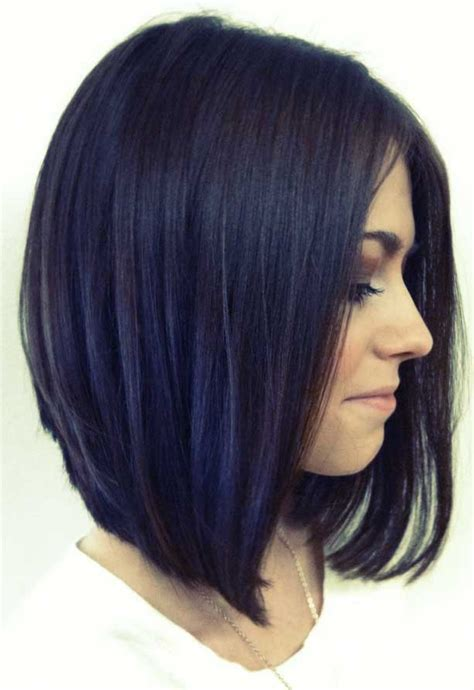 angled bob colored hair 15 angled bob hairstyles pictures bob hairstyles 2017