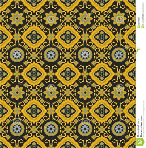 indian pattern svg seamless texture royalty free stock image image 35714836