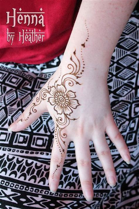 henna tattoos hull henna flower designs for wrist makedes