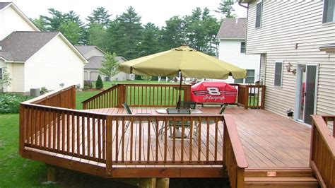 affordable deck ideas small floating deck ideas picture