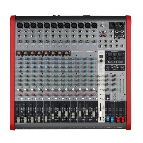 Mixer Audio Proel m1622usb