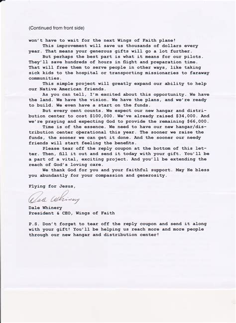 Fundraising Intro Letter fundraising donation letter hashdoc write appeal letter