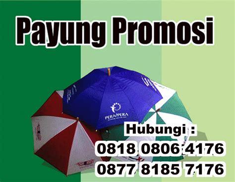 Payung Terbalik Dengan Logo pabrik pembuatan payung promosi di tangerang barang