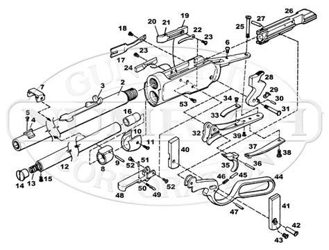 winchester model 94 diagram winchester model 64 schematics winchester free engine