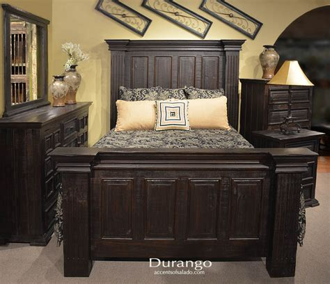 southwest bedroom furniture durango southwest bedroom furniture southwest western hacienda