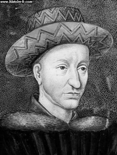 Premières difficiles années de règne (1422 - 1429)