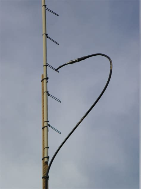 has anyone tried a collinear antenna like this ads b flight tracking flightaware discussions