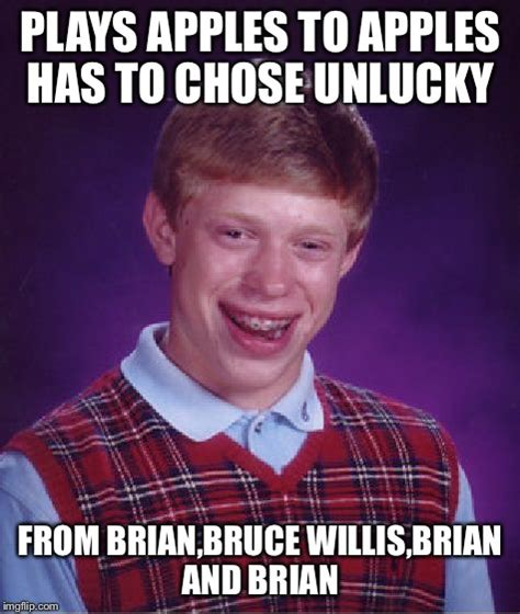 Unlucky Brian Meme Generator - the game imgflip
