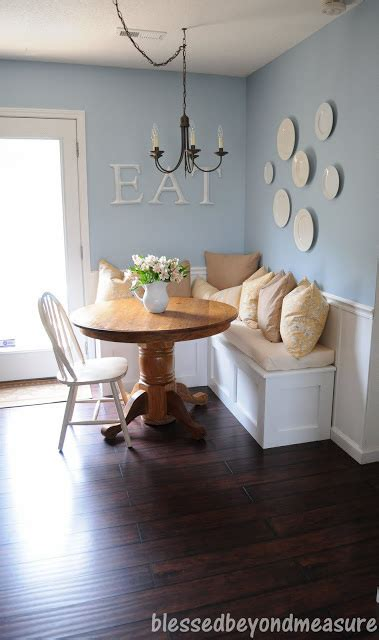 kitchen dining bench dining banquette with plate wall and build corner nook bench plans diy free woodworking plans
